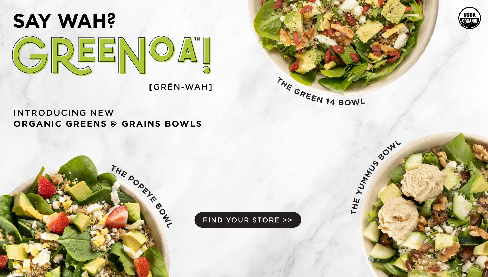 Greenoa Bowls