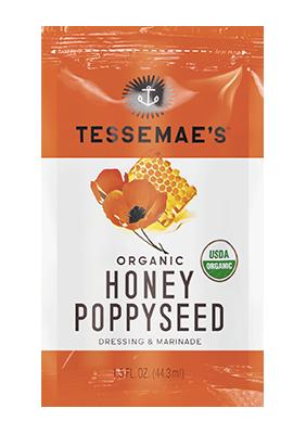 Honey Poppyseed Dressing